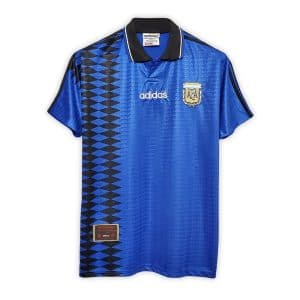 Camisa Retrô Argentina 1994 Away