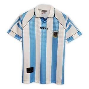 Camisa Retrô Argentina 96/97 Home