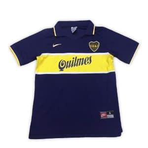 Camisa Retrô Boca Juniors 96/97 Home