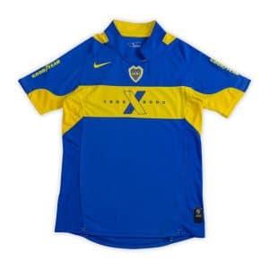 Camisa Retrô Boca Juniors 2005 Centenário