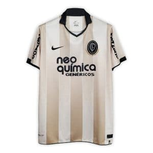 Camisa Retrô Corinthians 2010 Centenário