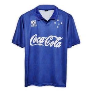 Camisa Retrô Cruzeiro 93/94 Home