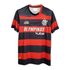 Camisa Retrô Flamengo 09/10 Home