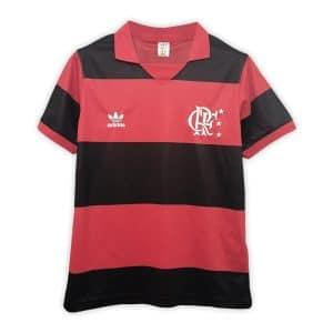 Camisa Retro Flamengo 1982 Home