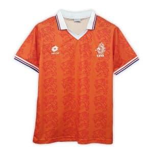 Camisa Retrô Holanda 1995 Home