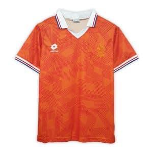 Camisa Retrô Holanda 1991 Home
