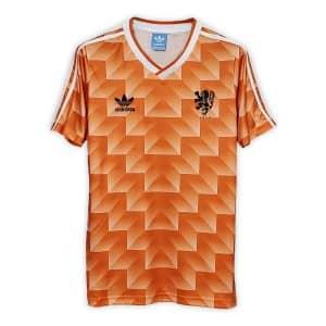 Camisa Retro Holanda 1988 Home