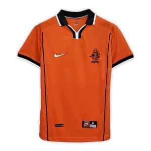 Camisa Retrô Holanda 1998 Home
