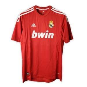 Camisa Retrô Real Madri 2012 Third