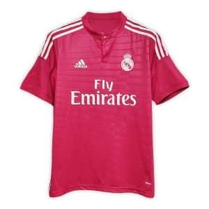 Camisa Retrô Real Madri 14/15 Away