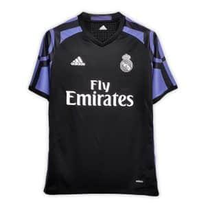 Camisa Retrô Real Madri 15/16 Third