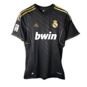 Camisa Retrô Real Madri 2012 Away
