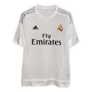 Camisa Retrô Real Madri 15/16 Home