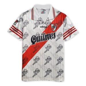Camisa Retrô River Plate 95/96 Home
