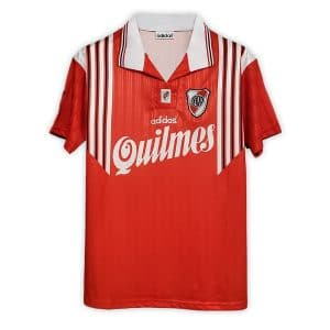 Camisa Retrô River Plate 95/96 Away