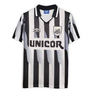 Camisa Retrô Santos 1999 Away
