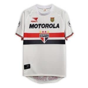 Camisa Retrô São Paulo 99/00 Home