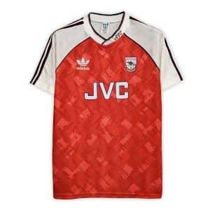 Camisa Retrô Arsenal 90/92 Home
