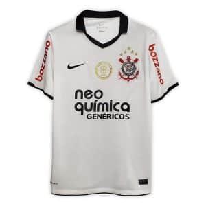 Camisa Retrô Corinthians 2012 Home