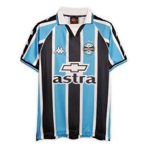 Camisa Retrô Grêmio 2000 Home