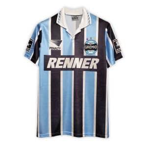 Camisa Retrô Grêmio 1995 Home
