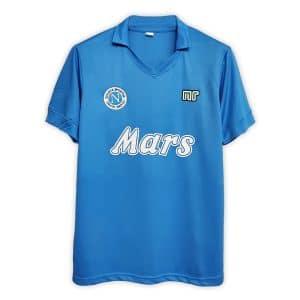 Camisa Retrô Napoli 88/89 Home