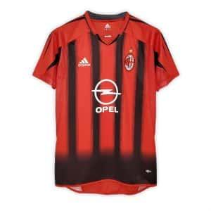 Camisa Retrô Milan 05/06 Home