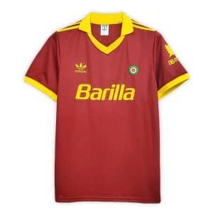 Camisa Retrô Roma 91/92 Home