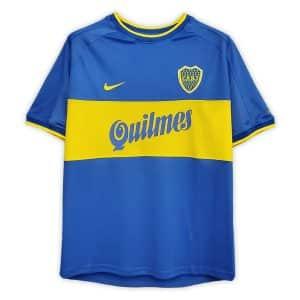 Camisa Retrô Boca Juniors 99/20 Home