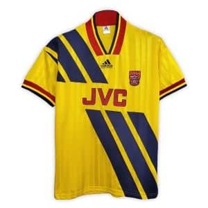 Camisa Retrô Arsenal 93/94 Away