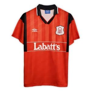 Camisa Retrô Nottingham Forest 94/95 Home