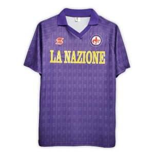 Camisa Retrô Fiorentina 89/90 Home