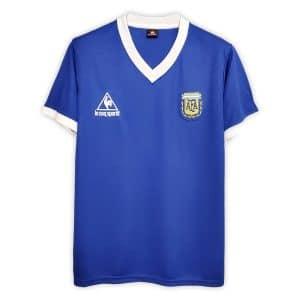 Camisa Retrô Argentina 1986 Away
