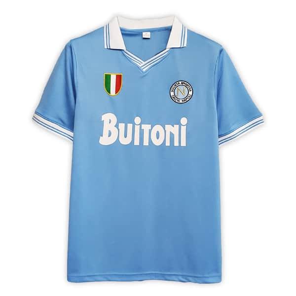 Camisa Retrô Napoli 86/87 Home