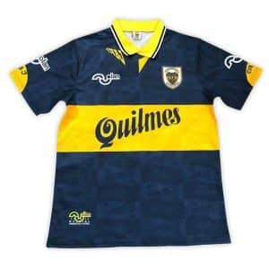 Camisa Retrô Boca Juniors 95/97 Home