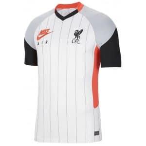 Camisa Oficial Liverpool 20/21 Air Max Torcedor