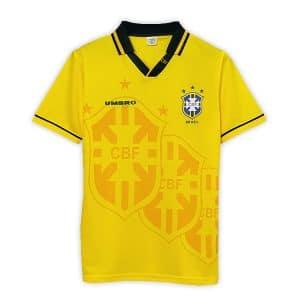 Camisa Retrô Brasil 93/94 Home