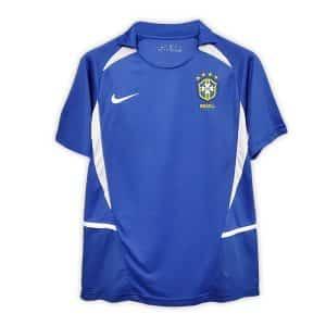 Camisa Retrô Brasil 2002 Away