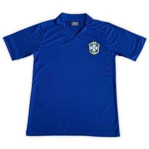 Camisa Retrô Brasil 1957 Away