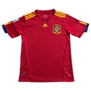 Camisa Retrô Espanha 2010 Home