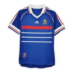 Camisa Retrô França 1998 Home