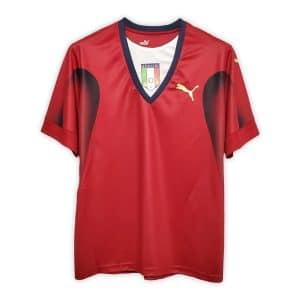 Camisa Retrô Itália 2006 Away Goleiro
