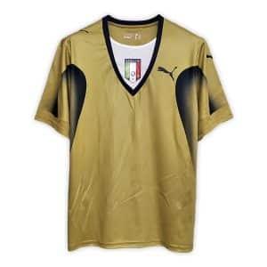 Camisa Retrô Itália 2006 Home Goleiro