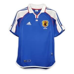 Camisa Retrô Japão 2000 Home