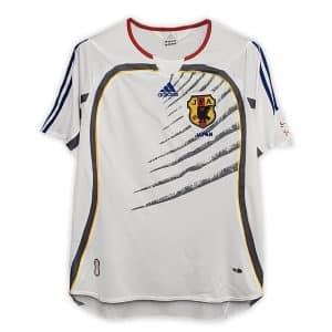 Camisa Retrô Japão 2006 Away