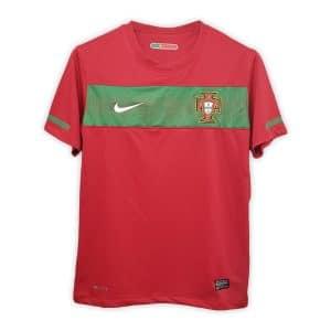 Camisa Retrô Portugal 2010 Home