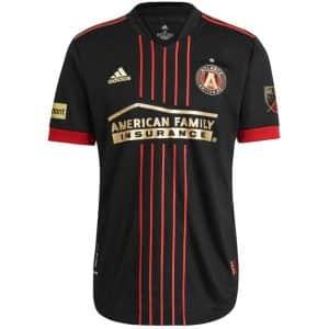Camisa Oficial Atlanta United 2021 Home Torcedor