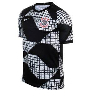 Camisa Oficial Corinthians 20/21 Four Torcedor