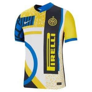Camisa Oficial Inter de Milão 20/21 Fourth Torcedor