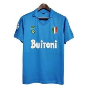 Camisa Retrô Napoli 87/88 Home